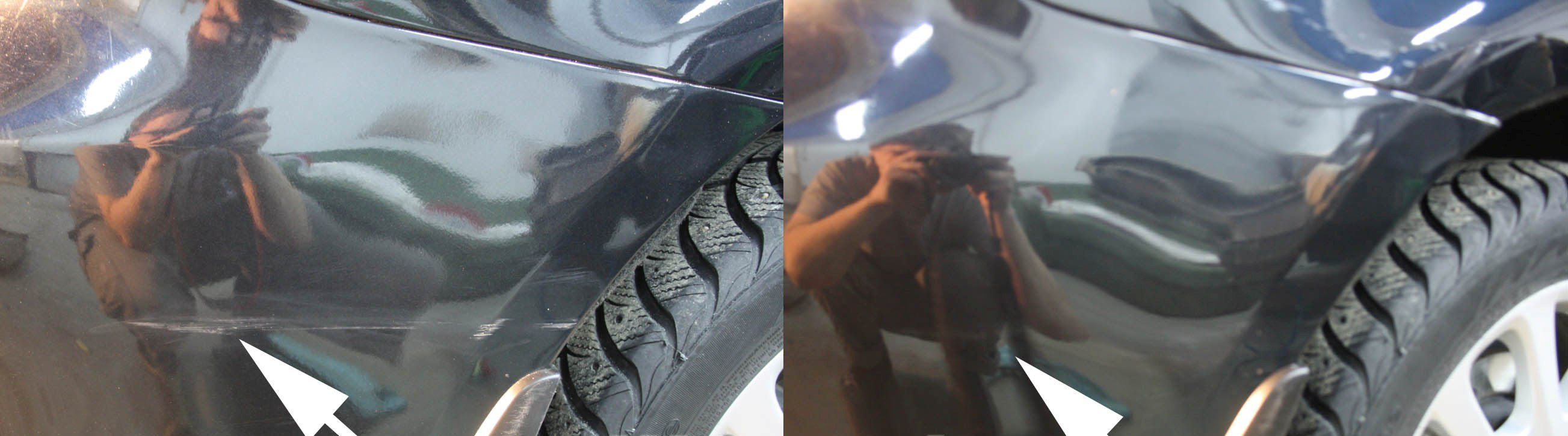 Полировка машины от царапин